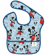 Bumkins Disney SuperBib Mickey Mouse Classic