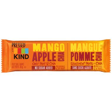 Pressed by KIND Mango Apple Chia Bar