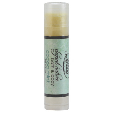 Pure Anada Natural Cocoa-Mint Lip Balm
