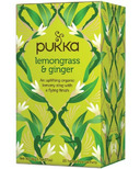 Pukka Lemongrass & Ginger Tea
