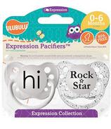 Ulubulu Hi & Rock Star Pacifiers