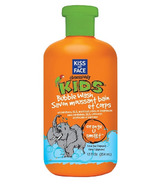 Kiss My Face Kids Orange U Smart Bubble Wash