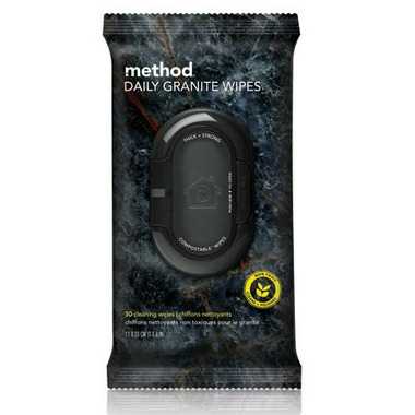 Method Daily Granite Stone Surface Wipes