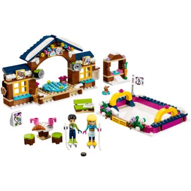 LEGO Friends Snow Resort Ice Rink