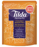 Tilda Coconut Steamed Basmati Rice