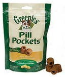 Greenies Pill Pockets Canine Treats