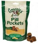 Greenies Pill Pockets Canine Treats