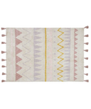 Lorena Canals Washable Rug Azteca Natural Vintage Nude