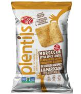 Enjoy Life Plentils Moroccan Spice Lentil Chips