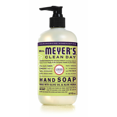 Mrs. Meyer\'s Clean Day Hand Soap Lemon Verbena