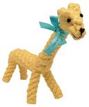 Jax & Bones Giraffe Rope Dog Toy Size Large