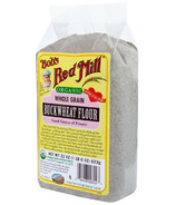 Bob's Red Mill Organic Whole Grain Buckwheat Flour