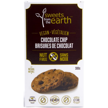 Sweets from the Earth Nut Free Chocolate Chip Cookies