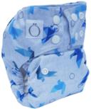 Omaiki All-in-One Diaper Origami
