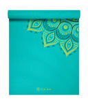 Gaiam Printed Yoga Mat 6 mm Capri
