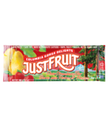 Gorge Delights Just Fruit Bars Pear Strawberry Bar
