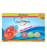 Surf Sweets All Natural Sour Berry Bear Snack Packs