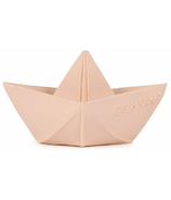 Oli and Carol Origami Boat