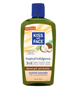 Kiss My Face Tropical Indulgence 3-in-1 Shower Gel