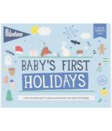 Milestone Baby's First Holidays