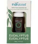 Therawell 100% Pure Eucalyptus Essential Oil