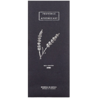 Province Apothecary Lavender Essential Oil Incense