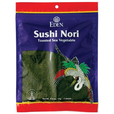 Eden Sushi Nori