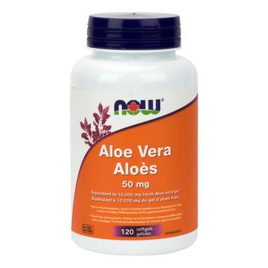 NOW Foods Aloe Vera