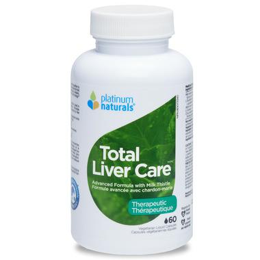 Platinum Naturals Total Liver Care