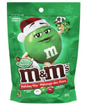 M&M's Mint Chocolate Red & Green Holiday Mix