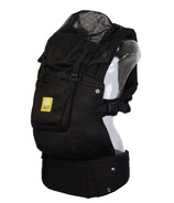 Lillebaby Complete Airflow Black with Pocket Baby Carrier