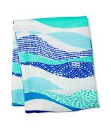 Lulujo Bamboo Swaddling Wrap Waves