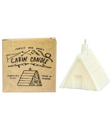 Forest & Waves Cabin Candle Campfire Scent