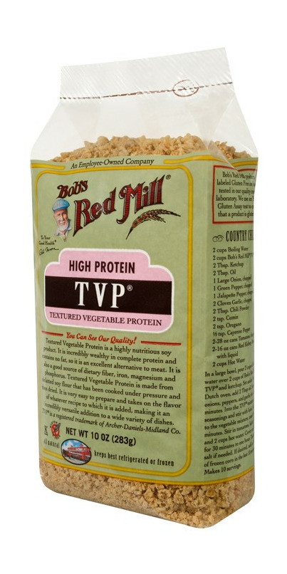 Where can i buy textured vegetable protein