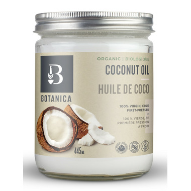 Botanica Coconut Oil