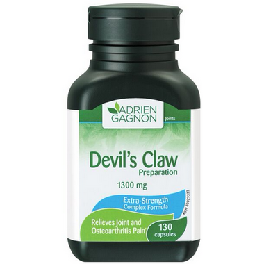 Adrien Gagnon Devil\'s Claw Extra-Strength