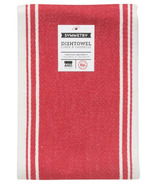 Now Designs Symmetry Red Dishtowel