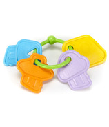 Green Toys Rattle Keys
