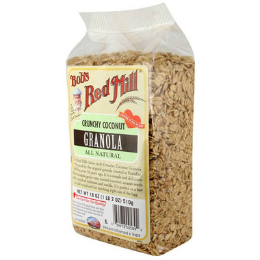 Bob\'s Red Mill Crunchy Coconut Granola