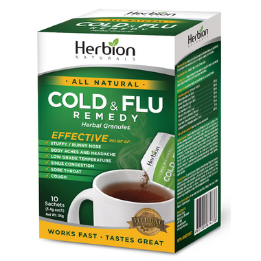 Buy Herbion Cold Amp Flu Remedy Herbal Granules At Well Ca