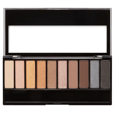 Wet n Wild Color Icon Au Naturel 10-Pan Eyeshadow Palette