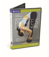 Gaiam Maintenance Pilates for Weight Loss DVD