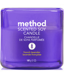 Method Soy Candle French Lavender