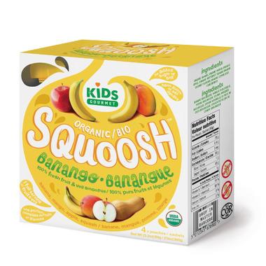 Li\'l Gourmet Squoosh Banango