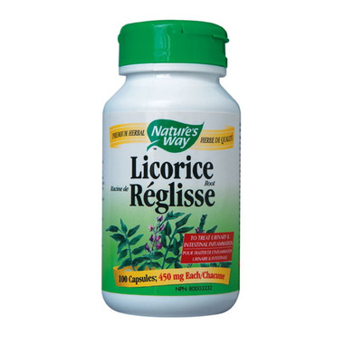 Nature\'s Way Licorice Root