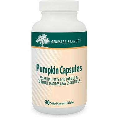Genestra Pumpkin Capsules