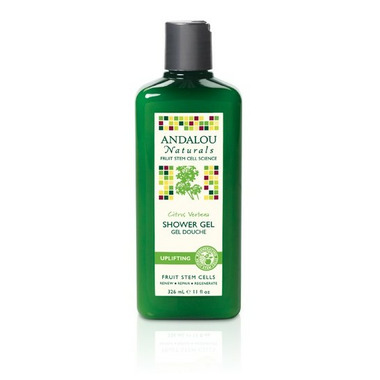 Andalou Naturals Citrus Verbena Uplifting Shower Gel