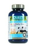 Quest Kid's Daily One Chewable Multivitamins & Minerals