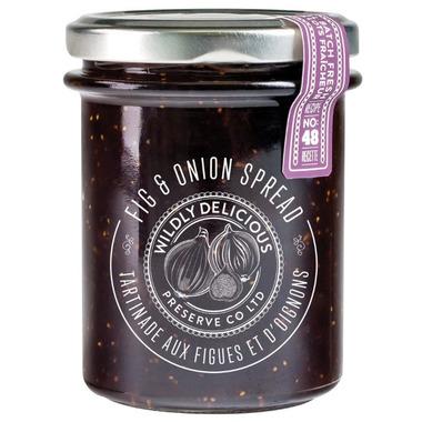Wildly Delicious Fig & Onion Spread
