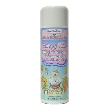 Healthy Times Sleepy Time Baby Shampoo